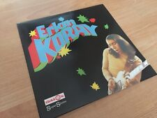 Turkish PSYCH TRIP Rock LP - ERKIN KORAY Singles Collection 1973 Limited Edition