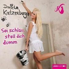 """DANIELA KATZENBERGER""""SEI SCHLAU STELL DICH...""""2 CD NEU"""