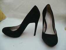 women's ladies Zara shoes UK size 5  38 high heels black