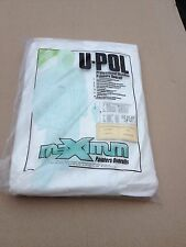 Type 5 & 6  White UPOL Hooded Paint Sprayers Overall  Size XXL  Disposable