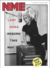 LADY GAGA KORN SWET SHOP BOYS NME 21 OCTOBER 2016