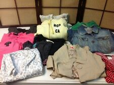 Wholesale LOT Jrs/Ms Tops & Jackets Sz Med 12 Pieces