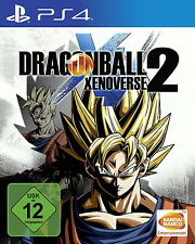 PS4 Spiel Dragon Ball: Xenoverse 2 (Sony PlayStation 4, 2016) Top Game