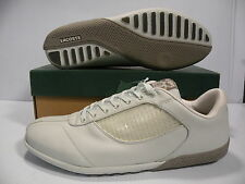 LACOSTE RECOIL MIX TENNIS SPORT SNEAKERS MEN SHOES 13SPM1924-E81 SIZE 11.5 NEW