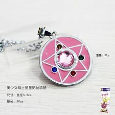 SAILOR MOON NECKLACE MARS JUPITER MERCURY VENUS MANGA COSPLAY CIONDOLO COLLANA 7