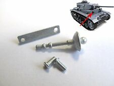 Mato 1/16 German Panzer III Tank Upper Hull Metal Machine Gun
