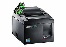 STAR MICRONICS TSP143IIIW THERMAL WIFI POS RESTAURANT  PRINTER BLACK NEW