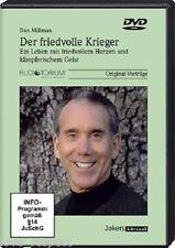 3 DVD, DER PFAD DES FRIEDVOLLEN KRIEGERS, Dan Millman, Seminar von 2008, NEU/OVP