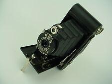 Eastman Kodak No 2 Vintage Folding Cartridge Hawk Eye Camera Model B - Clean