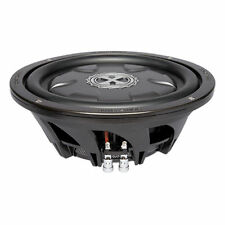 "BRAND NEW! PowerBass XL-10T 10"" Shallow Mount Single 4-ohm Car Subwoofer 700W"
