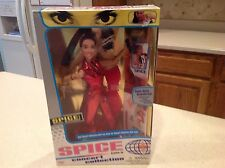 Spice Girls Action Figure Doll Galoob 1998 Concert Collection Sporty Melanie C.
