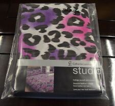 Catherine Lansfield Single Duvet Cover Set - Multi Leopard Print - Animal Magic