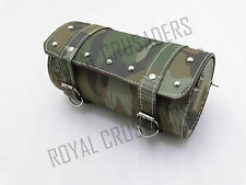 ROYAL ENFIELD REAR CARRIER BAG TOOL BAG #RE58 (CODE 1642)