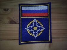 Russian Patch KSOR ODKB RUSSUAN FLAG Syria