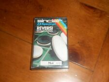 Reversi (Othello) - ZX Spectrum Vintage Cassette Game Sinclair Computer