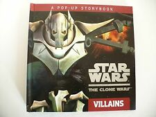 Star Wars Villains : A Pop-Up Storybook by Penguin Group Book (USA) Staff 2010
