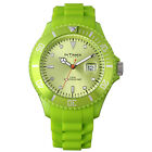 Ice Cool LIME INTIMES WATCH PLAY 50M Water Resistant Unisex Sport Analog Watch