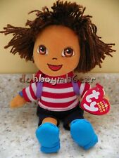 Ty Beanie Baby Babies Dora the Explorer Hello From France plush 2006