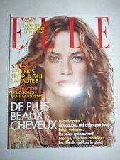 Magazine mode fashion ELLE French #2935 1er avril 2002