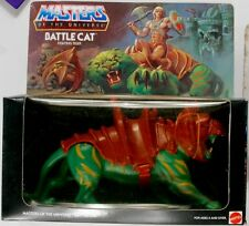 Mattel Toys vintage MOTU He-Man Masters of the Universe Battle Cat c7+