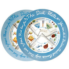 The Diet Plate® | MALE and FEMALE Version | Weight Loss and Portion Control.