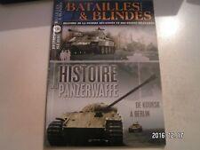 **b Batailles & Blindés HS n°30 Histoire de la PanzerWaffe de Koursk à Berlin
