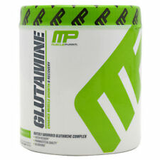 Muscle Pharm Glutamine 60 Servings L-Glutamine Muscle Recovery free Shipping