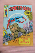 8.0 VF VERY FINE AMAZING SPIDER-MAN # 43 SPANISH EURO VARIANT YOP 1981 OWP