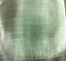 Rete Tela Acciaio Inox AISI 304 NFR 40 cm 50x100 filtri aspirazione polveri