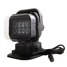 CREE 50W Led Remote Control Search Light 360° Boat Camping Magnetic Base Spot