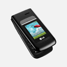 ~MINT~ LG A380 Cell Phone (AT&T) Cellular GPS Bluetooth Speakerphone Email Black