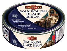 LIBERON WAX PASTE FURNITURE POLISH CLEAR 150ml