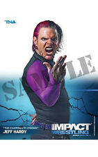 Official TNA Impact Wrestling - Jeff Hardy - 8x10 - P21