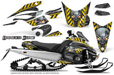 Yamaha FX Nytro 08-14 Graphics Kit CreatorX Snowmobile Sled Decals Wrap DZY