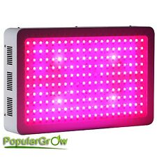 Full Spectrum True 3W  600W LED Grow Light Lamb Indoor Plant Hydroponic System