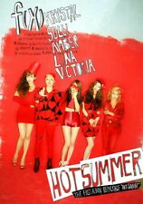 F(x) - THE FIRST ALBUM REPACKAGE [ HOT SUMMER] FX