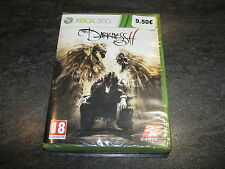 JEU XBOX 360 THE DARKNESS II 2K GAMES NEUF EMBALLE