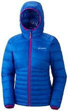 Columbia Women L Columbia Diamond 890 TurboDown Ski Snow Winter Coat Omni-Heat