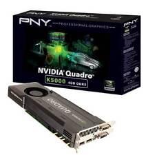 NVIDIA - Quadro K5000 - 4GB GDDR5 SDRAM - PCI-E 2.0 x16 - PN:VCQK5000-T
