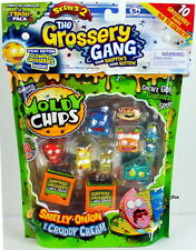 The Grossery Gang Series 2 10 Pack - Special Edition Glowing Grosseries Inside!