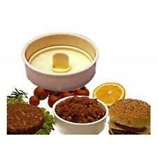 PRESSE A HAMBURGER MINI MOULE PRESSOIR A STEACK CERCLE