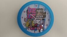 Horloge Murale Bleu« Monster High Yourself Unique Be A Monster ! – Diam. 25 cm »