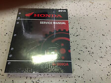 2014 2015 HONDA GL1800C VALKYRIE GL1800 GL 1800 Service Shop Repair Manual NEW