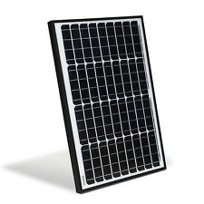 ALEKO Monocrystalline Modules Solar Panel 40W 12V