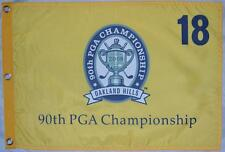 2008 OFFICIAL PGA Championship (OAKLAND HILLS) Golf Flag
