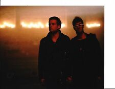BOB MOSES GROUP SIGNED FOGGY WEATHER 8X10