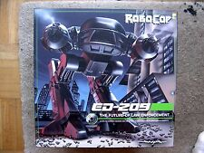 NECA  ROBOCOP ED 209 ACTION FIGURE  WITH WORKING SOUNDS MINT OPENED