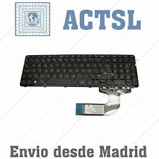 Teclado Español para HP Notebook PC 15z-g100 CTO (ENERGY STAR)