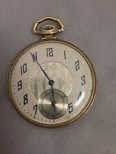 Vintage Waltham Pocket Watch 17 Jewels