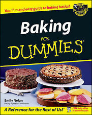 Baking for Dummies by Emily Nolan (Paperback, 2002)